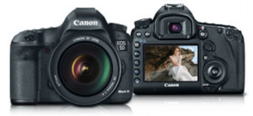 DSLR Review: Canon 5D Mark III