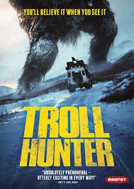 making of troll hunter movie