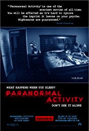 Make Your Own Paranormal Activity Video