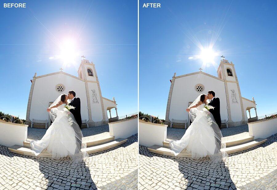 10 Simple Wedding Photo Editing Tips
