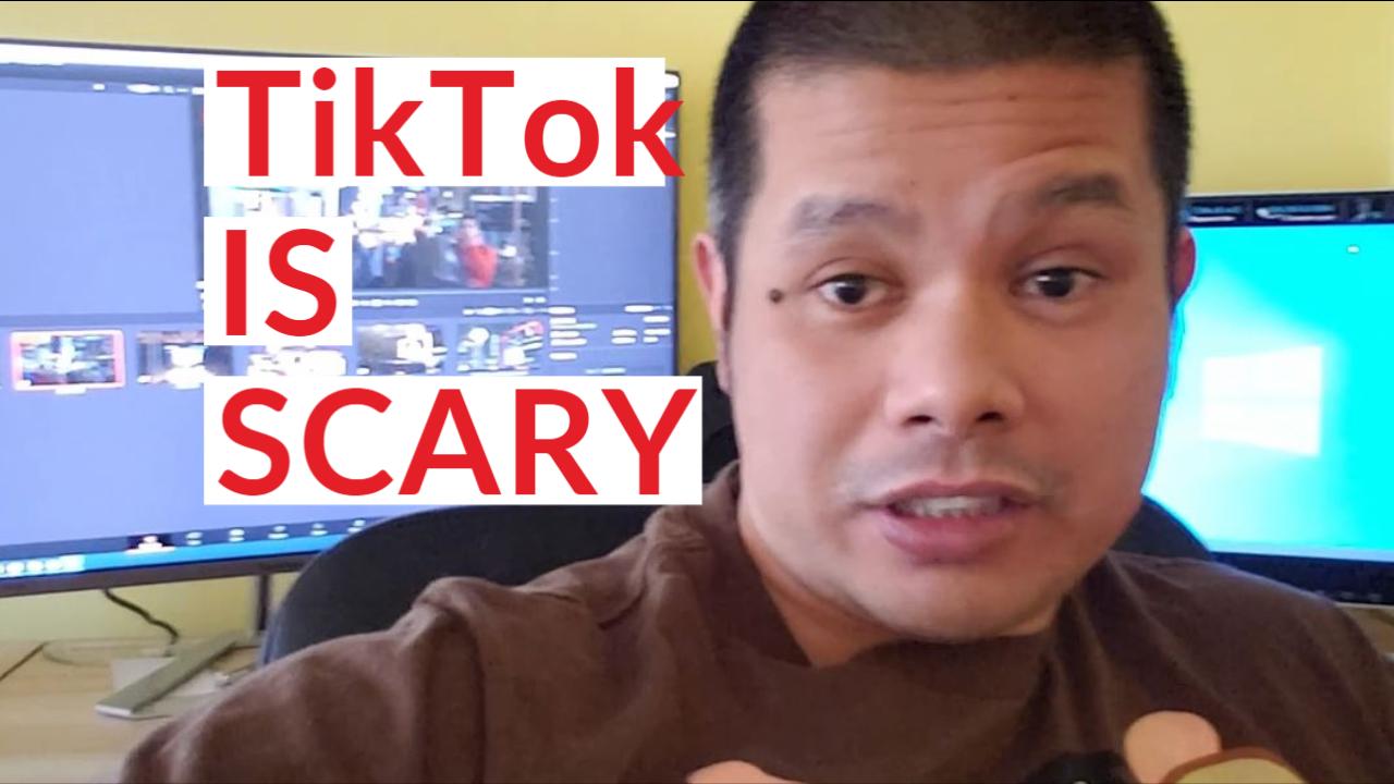 TikTok is so easy it's scary