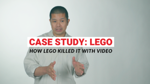 How Lego Killed It With Video