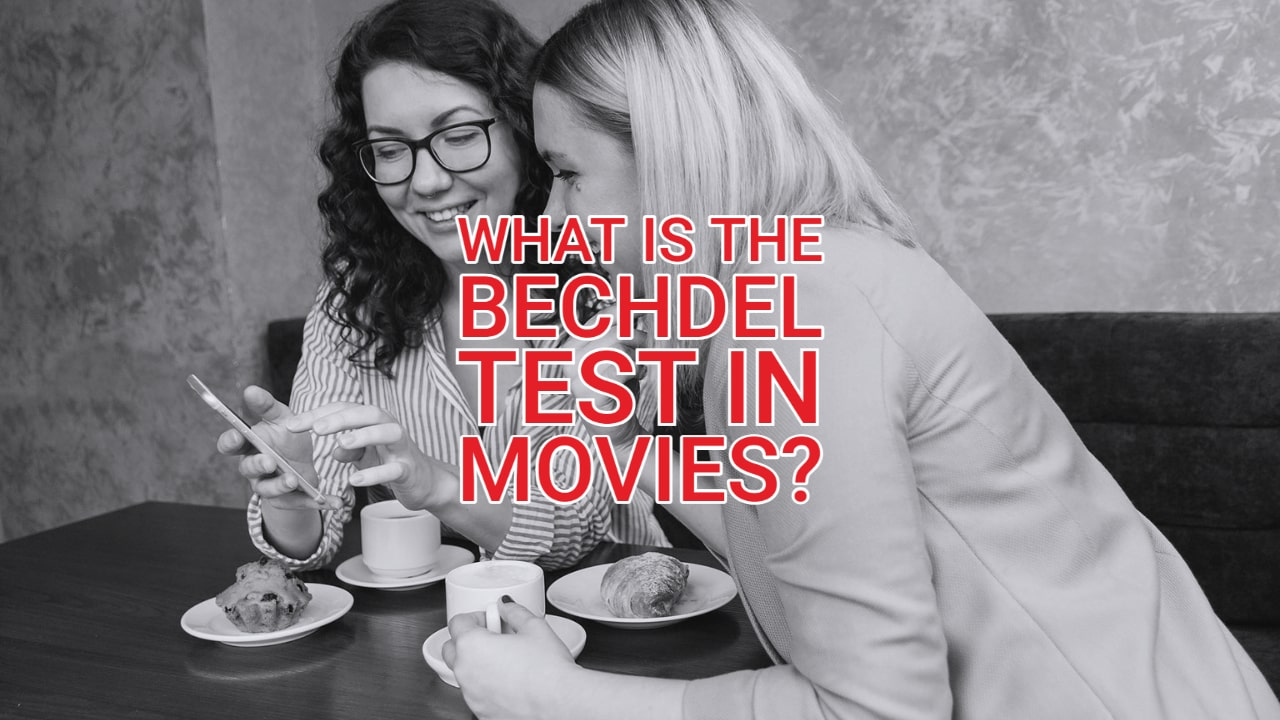 What is the Bechdel test in Movies?