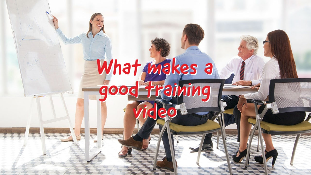 What Makes a Good Training Video?