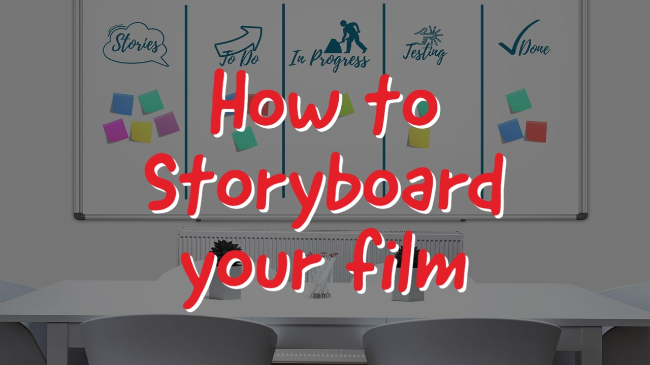 How to Storyboard your film